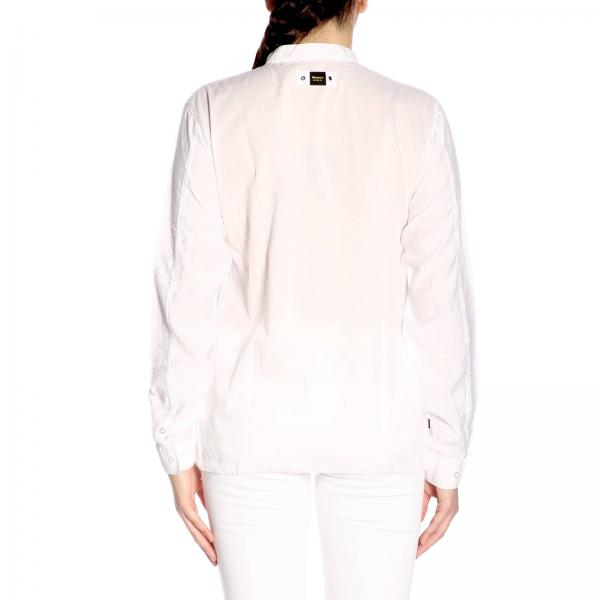 verano Blauer Mujer 005343giglio Camisa 2019 Primavera 19sblds01382 SXaxWqw6