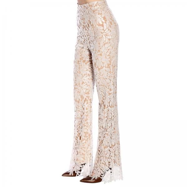 2019 Blanco Mujer Pantalón Primavera Forever Af1107giglio verano Unique wxtt0R6