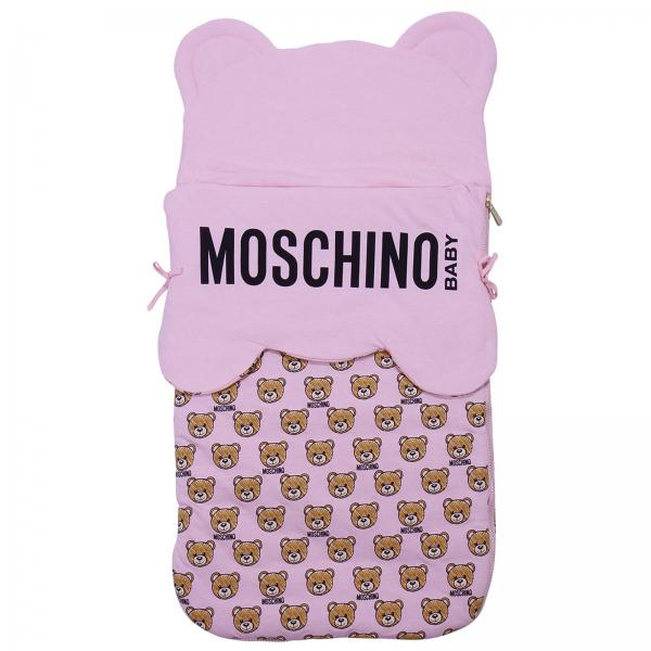 Couverture Moschino Baby MUE008 LAB09