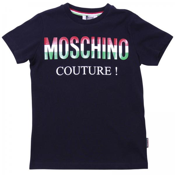 T-shirt Moschino Kid HWM024 LAA09