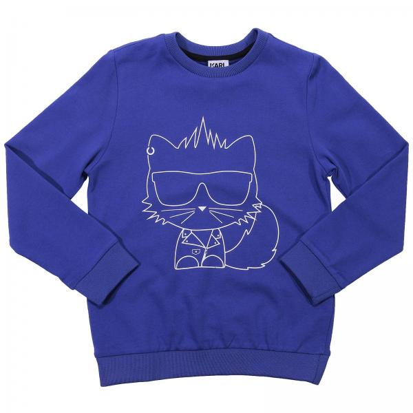 Sweater Karl Lagerfeld Kids Z25187