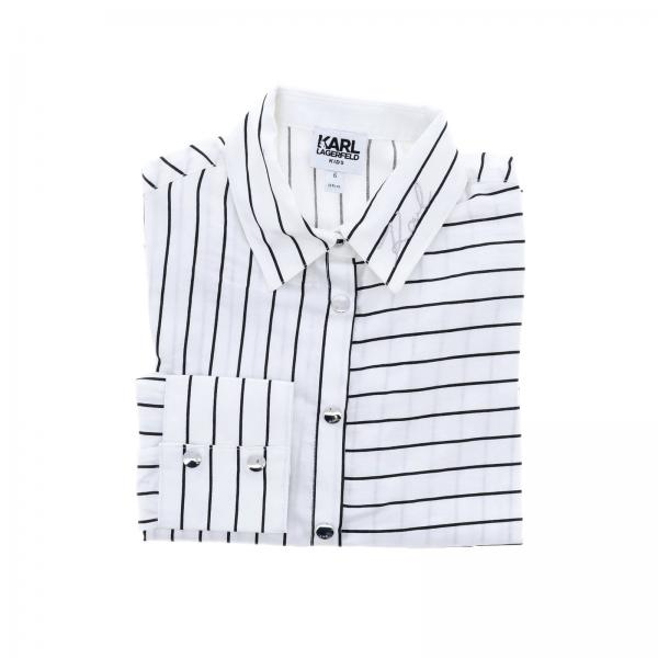 Shirt Karl Lagerfeld Kids Z15187