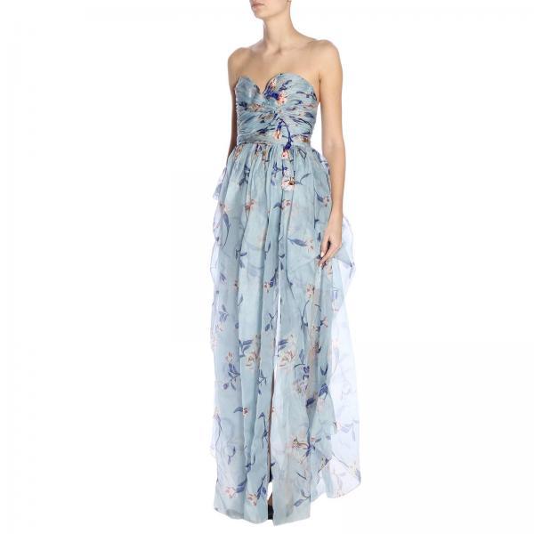 Lbngiglio Scervino 2019 Primavera Cielo Ermanno Mujer D342q366 Vestido verano 1OqP7w6
