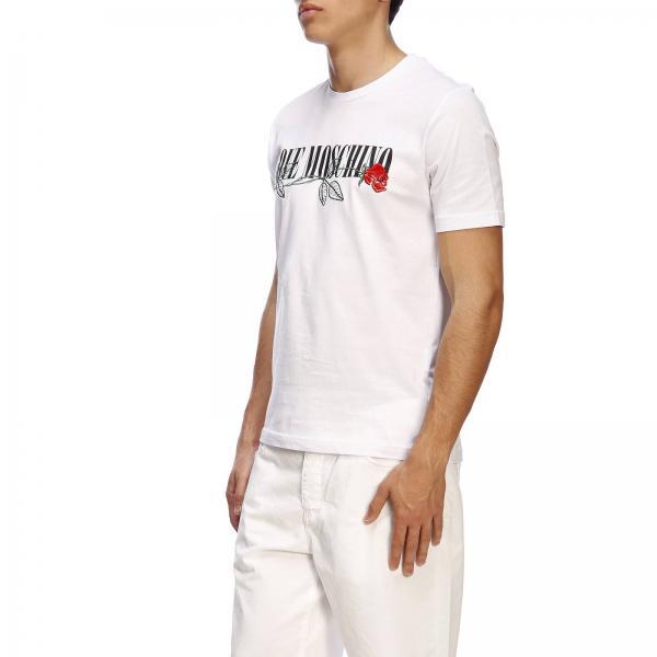 Love M3876giglio 2019 Primavera verano 7323j Hombre Moschino Camiseta 6wEqpAC