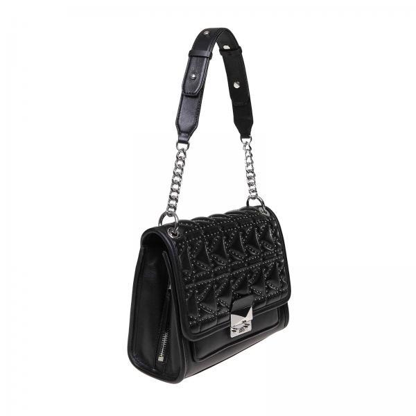 Bolsos Karl Tote verano 2019 Primavera Lagerfeld Mujer Negro Kw3012giglio 4F4xrqfwA