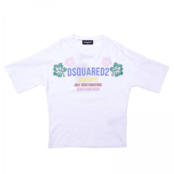 T-Shirt Dsquared2 Junior DQ03CF D00MM