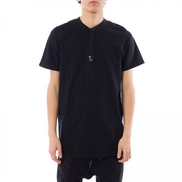 Ts6f1131giglio Boris Bidjan 11 By Primavera Saberi Hombre Camiseta Negro verano 2019 wqItp0n
