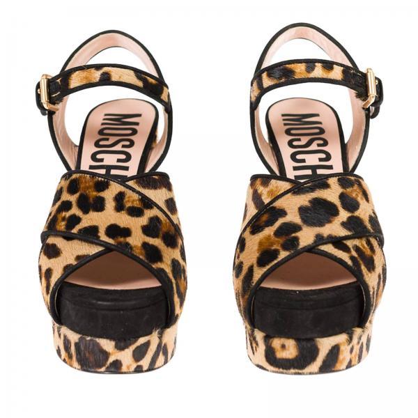 verano Tacón Ma1605cc17 Primavera Moschino Couture De Mg0giglio 2019 Sandalias Mujer Negro zYW5nqAHx