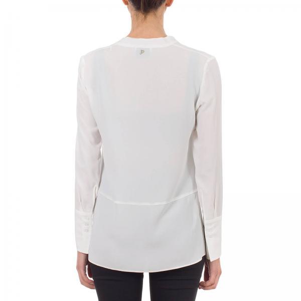 verano Dondup Primavera 2019 Dc046 Sf0050giglio Mujer Camisa xavTqpw
