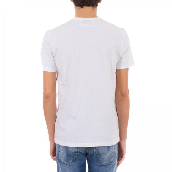 Dondup Hombre Camiseta U24giglio verano Primavera 2019 Us208 Jf0236 1PBqc5wB