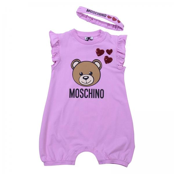 Jumpsuit Moschino Baby MDY00F LBA10