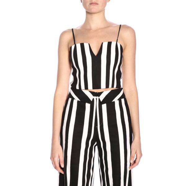 2019 Striped Mujer Top olivia Alice verano Cc902p27012giglio Primavera tOP0wp