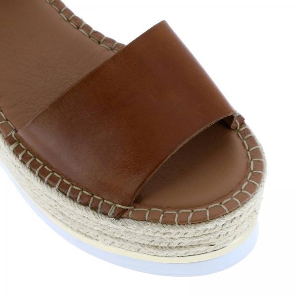 Primavera Zapatos De verano Cuña Marrón Steve Mujer Madden 2019 Clousuregiglio 044Rwqx