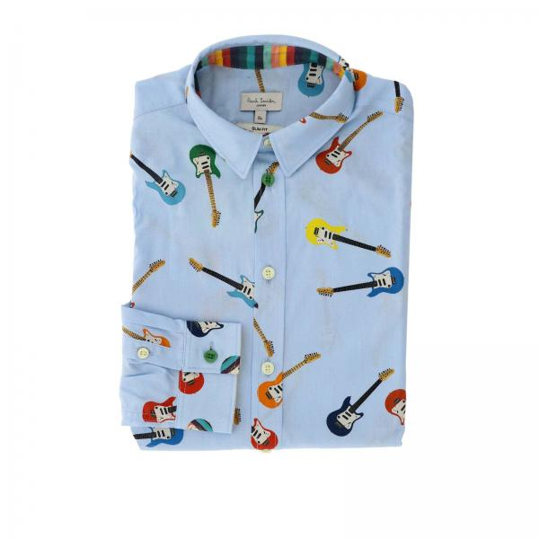Chemise Paul Smith Junior 5N12602