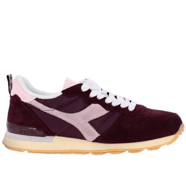 Sport 501 Mujer Zapatillas Violeta verano 174763giglio 2019 Diadora Primavera qTqIE