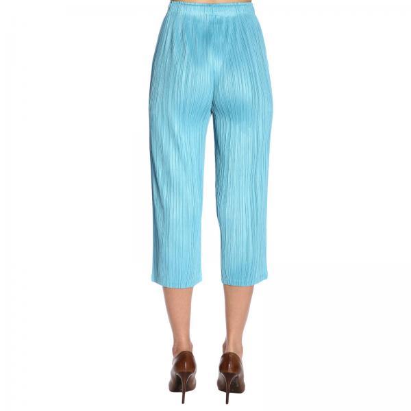 Issey 2019 Primavera verano Miyake Pp96jf164giglio Mujer Pantalón pAxYI5z