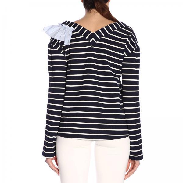 Blue 191sts2031giglio verano Set Twin 2019 Camisa Mujer Primavera xnR1AOT