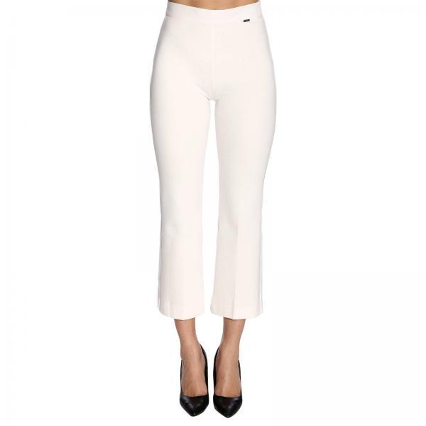 Set Twin Blanco 191st2035giglio Pantalón 2019 Primavera Mujer verano E5qfwT