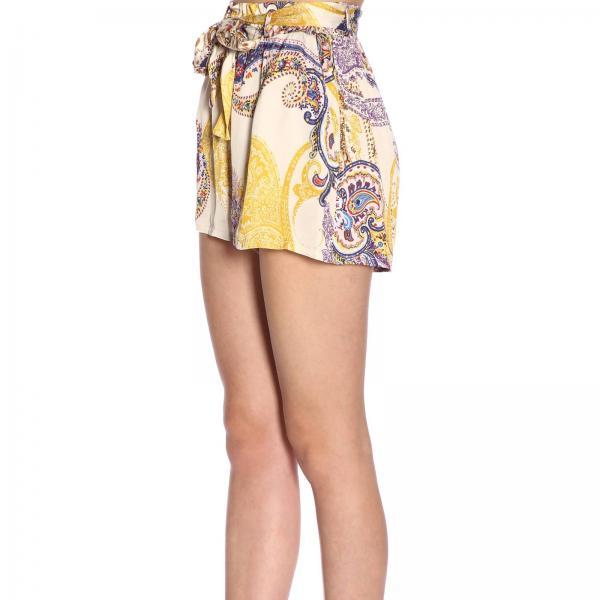 Twin Cortos Mujer Leche Set verano Primavera Pantalones 2019 191lm2sbbgiglio EwdqxE
