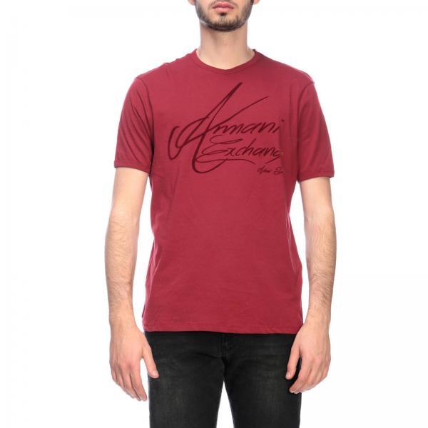 8nztcb Primavera 2019 Camiseta Giorgio verano Z8h4zgiglio Hombre Exchange Armani rcFqxtF4v