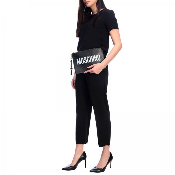 Clutch 2019 Mujer Primavera 8001giglio Boutique verano 8405 Moschino 161RqF