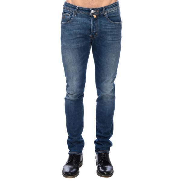 W1giglio J688 Hombre verano Cohen 2019 Primavera Jacob Blue 00676 Jeans Comf 07wOqC