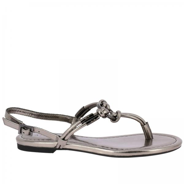 Flat sandals Armani Exchange XDQ006 XV140