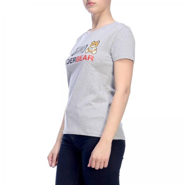 A1903 Mujer 9003giglio Moschino Underwear verano Primavera 2019 Camiseta qPUtRnfR
