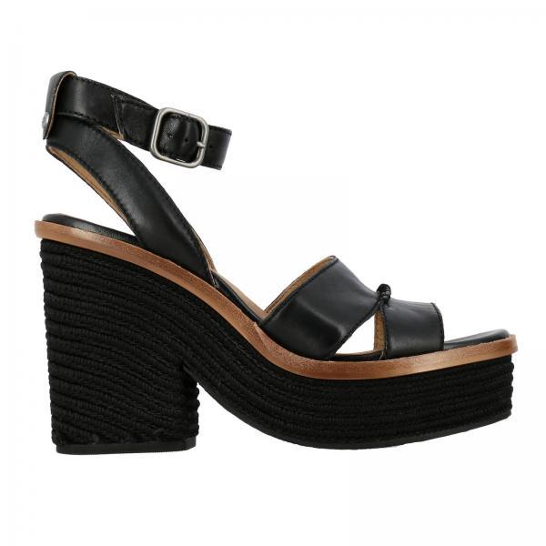 Sandales Femme Chaussures Ugg À Talons Australia VjqpLSzUMG