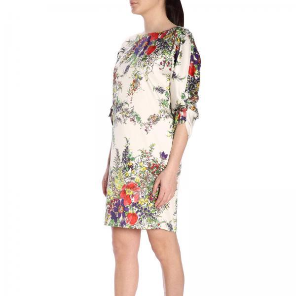 Fantasía 2019 Vestido verano Mujer Primavera Blumarine 15330giglio ZYExYp
