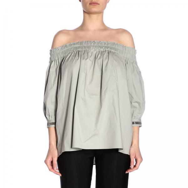 Fabiana H586giglio 2019 Ca78619 verano Mujer Filippi Camiseta Primavera 5wxSgnq