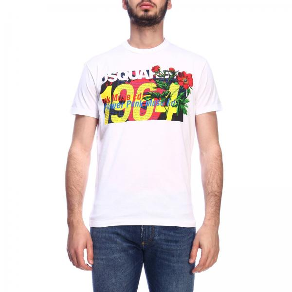 T-shirt Dsquared2 S71GD0739S22427
