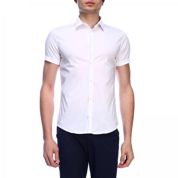 competitive price 593ea 23450 Camicia Emporio Armani