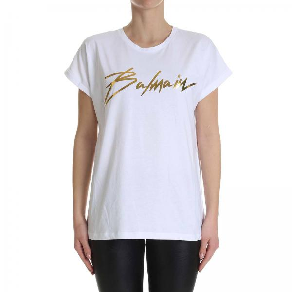T-shirt women Balmain
