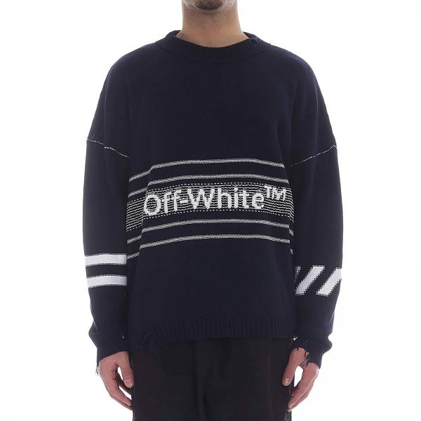 Sweater Off White OMHE016R19C1 6021