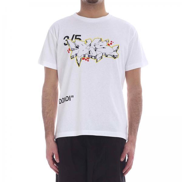 Camiseta verano White 5028giglio Blanco Off 2019 Hombre Primavera Omaa036s1918 r10zqrRHxw