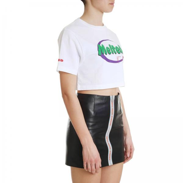 Hwaa006r19760028giglio Primavera Blanco Preston Heron Camiseta verano Mujer 2019 Pq7Rg