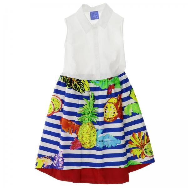 连衣裙 儿童 Stella Jean