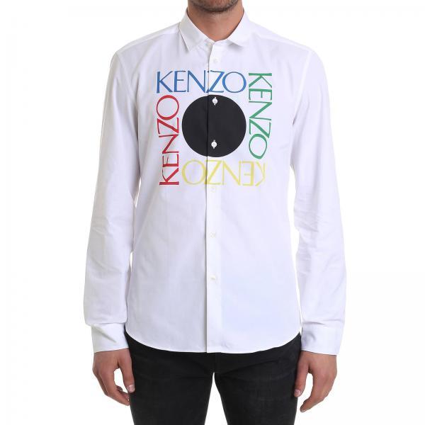 1f13ab4760 Men's Shirt Kenzo