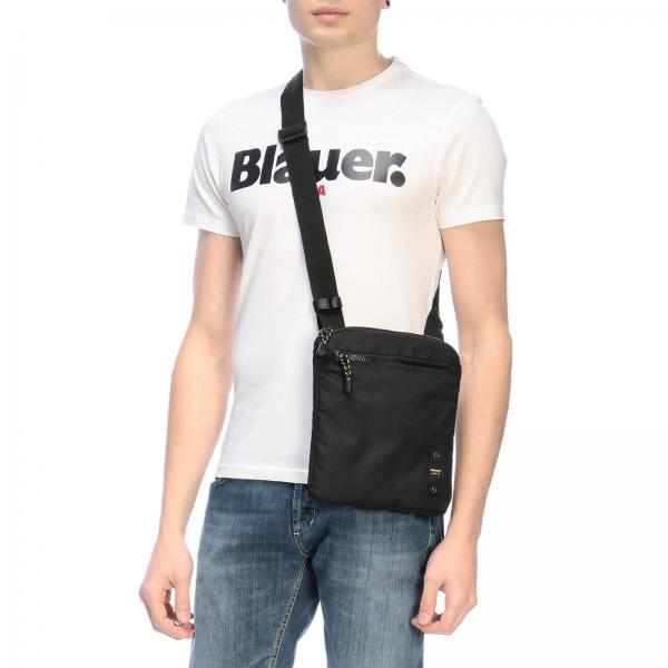 Bolso Primavera Hombre verano 2019 Blbo00487tgiglio Blauer HHTwrqC