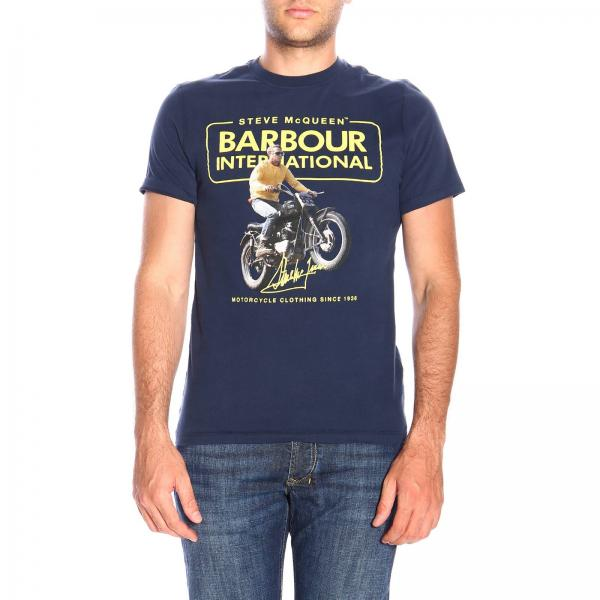 T-shirt Barbour