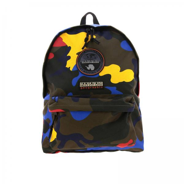 Backpack Men Napapijri Multicolor
