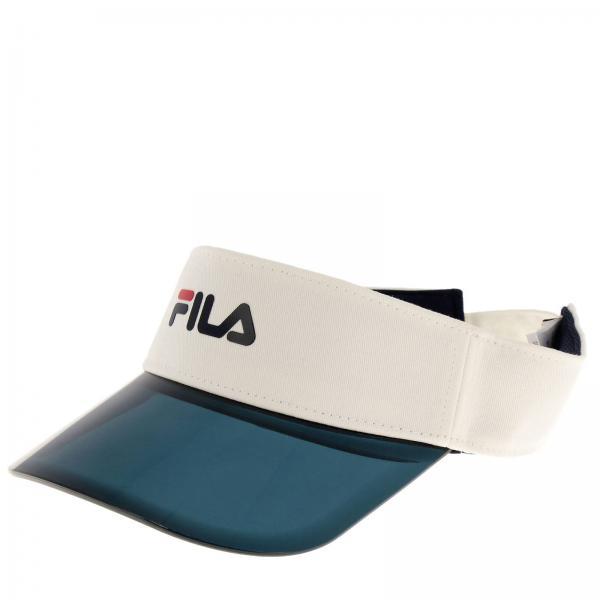 vendita online fornitore ufficiale migliore vendita Cappello fila a visiera con maxi logo