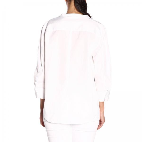 Jm2442agiglio Camisa 2019 Mujer verano Sander Jil Blanco M6002p Primavera nXOq1XZw