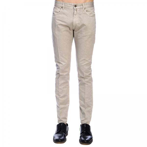 Trousers Incotex FOXC 90739