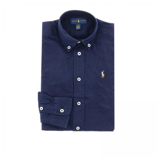 Camicia Polo Ralph Lauren Toddler 322737246
