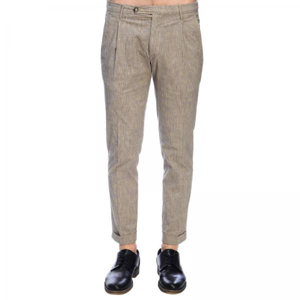 Trousers Michael Coal FREDERICK 2547