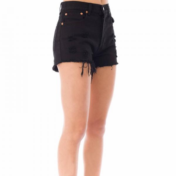06giglio Primavera Dei Pantalones Mujer Couture Marmi Forte Negro 2019 Cortos verano xO0qRg