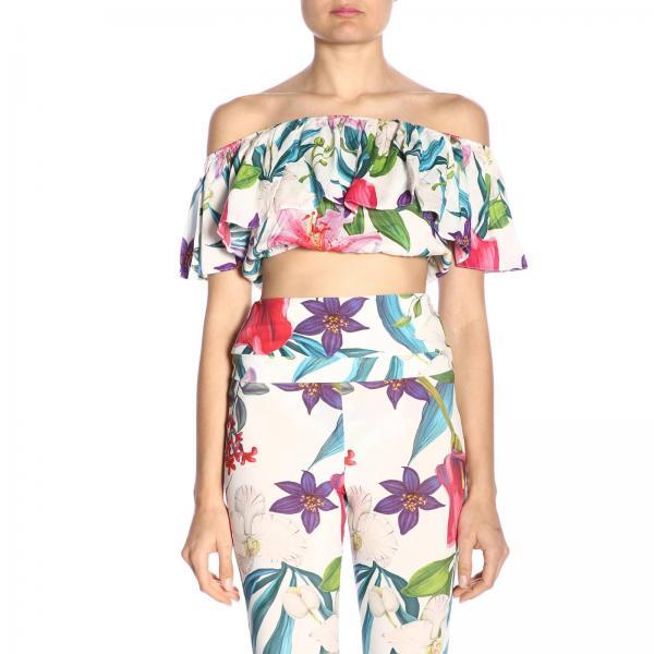 Barth 01giglio Saint Tropical Fantasía Mc2 Top verano Primavera Vibes Mujer 2019 Monique q8UtwWxfE