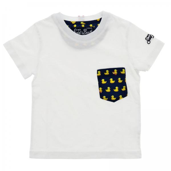 T-shirt Mc2 Saint Barth KEA 01 DUCKY